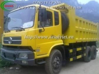 xe ben dongfeng B210 10 tấn, 12 tấn