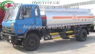 xe cho xang dau 8 khoi, Bán Xe téc, xe xitec, xe bồn chở xăng dầu dongfeng 8 khối