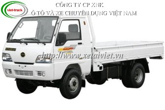 Xe tải Hoa mai 990kg, xe tải thùng Hoa mai 1 tấn