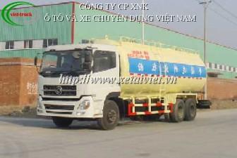 xe chở xi măng rời 25 - 28 khối, xe bồn chở xi măng rời