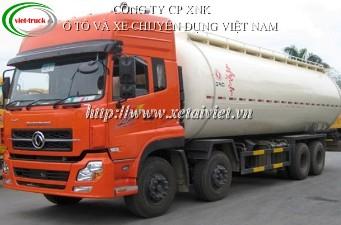 Xe chở xi măng rời 41 khối DongFeng