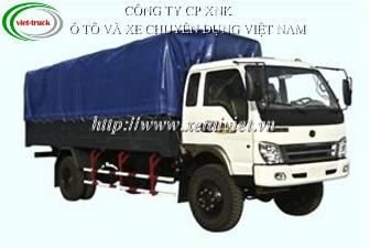 Xe tải hoa mai 4,95 tấn, 5 tấn