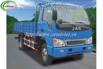 Xe tải jac 6,4 tấn TRA1083K 6,5 tấn