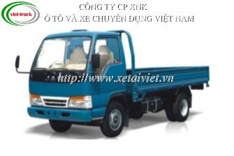 Xe tải jac 1,25 tấn HFC1025KZ 1250 kg