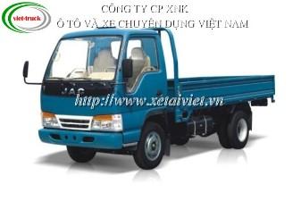 Xe tải jac 1,5 tấn HFC1030K 1500kg