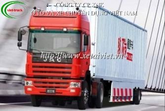 THÔNG SỐ KỸ THUẬT XE ĐẦU KÉO JAC HFC4183K6R1 290 HP 30 TẤN 2 CHÂN