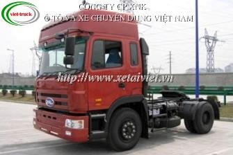 XE ĐẦU KÉO JAC HFC4183K4R1 330 HP 36 TẤN 2 CHÂN