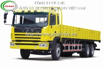 Xe tải jac 3 chân HFC 1253K1R1 12000 kg