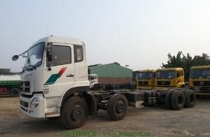 Xe tải dongfeng 4 chân L315