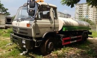Xe phun tưới nước rửa đường 9m3 nhập khẩu động cơ cumin B170 dung tích bồn chứa 9 khối  được Viettruck nhập khẩu  nguyên chiếc phân phối trực tiếp tại Việt  Nam với giá bán cạnh tranh