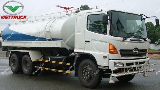 xe rua duong 22 khoi, ban xe phun nước rửa đường dongfeng 22 khối, xe rửa đường dongfeng 22m3, xe xitec phun nuoc rua duong dongfeng 25 khoi