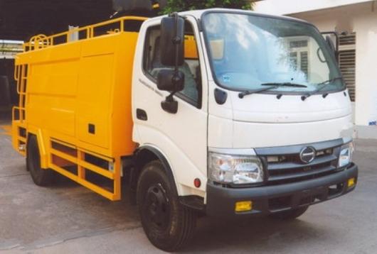 xe thong tac cong hino wu 3.5m3