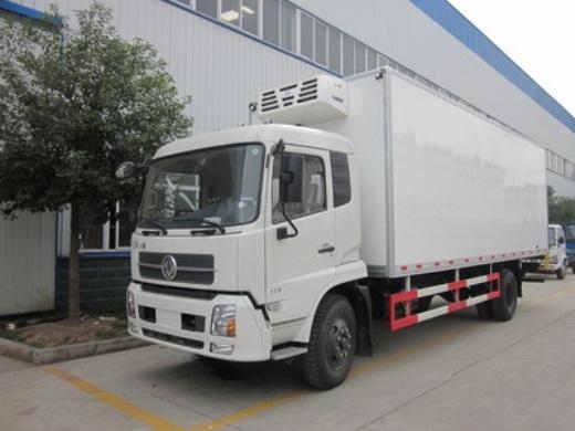 xe đông lạnh dongfeng  8 tấn, 9 tấn xe cơ sở nhập khẩu, máy lạnh hwa
