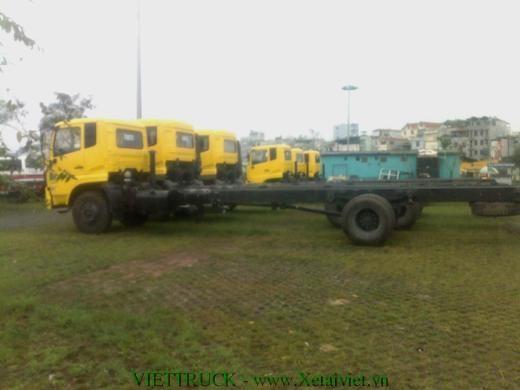 lô xe tải 8 tấn thùng
