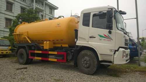 kieu dang xe hut bun cong 10 khoi dong tren xe dongfeng b190 dfl1160bx cabin noi that nissan
