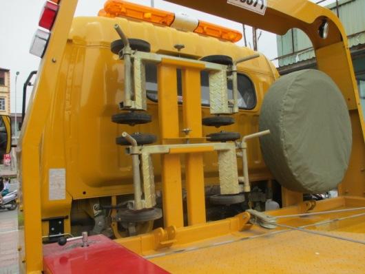 bộ tời xe cứu hộ sàn 3,5 tấn