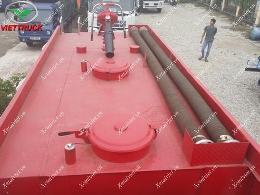 nóc téc và đường ống cứu hỏa