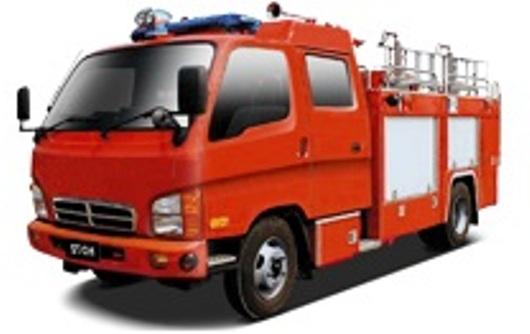 xe chữa cháy hyundai 4 khối