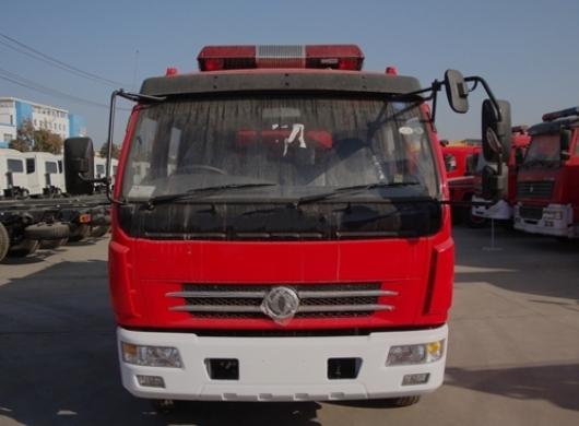 cabin xe cứu hỏa dongfeng 4 khối